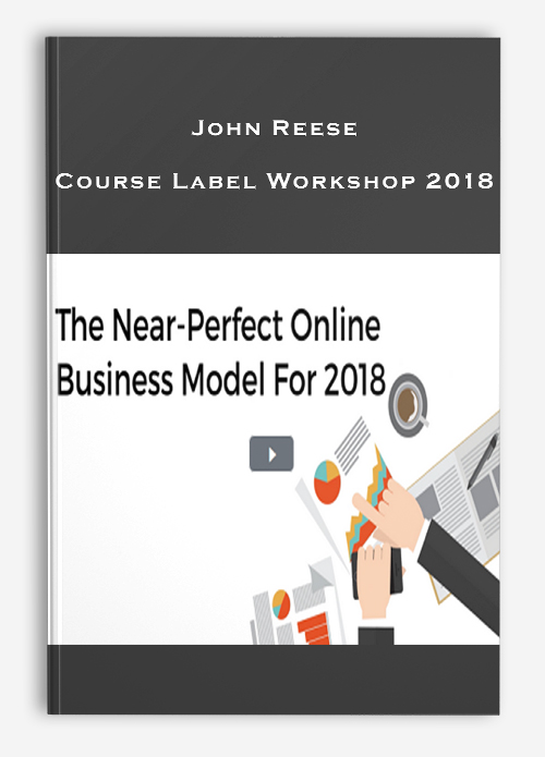 John Reese – Course Label Workshop 2018