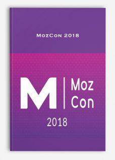 MozCon 2018
