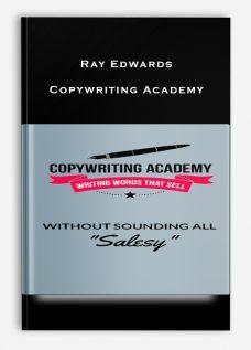 Ray Edwards – Copywriting Academy