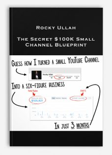 Rocky Ullah – The Secret $100K Small Channel Blueprint