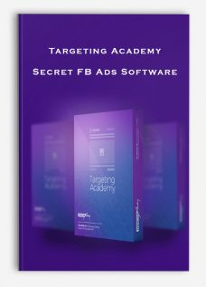 Targeting Academy – Secret FB Ads Software