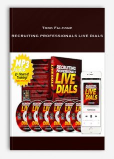 Todd Falcone – RECRUITING PROFESSIONALS LIVE DIALS