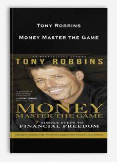 Tony Robbins – Money Master the Game