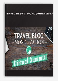 Travel Blog Virtual Summit 2017