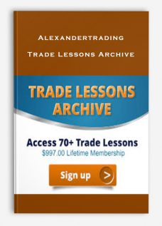 Alexandertrading – Trade Lessons Archive