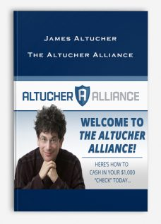 James Altucher – The Altucher Alliance