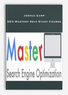 Joshua Earp – SEO Mastery Self Study Course