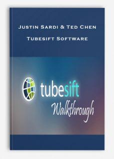 Justin Sardi & Ted Chen – Tubesift Software