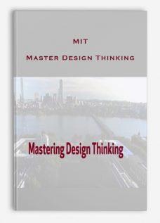 MIT – Master Design Thinking