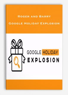 Roger and Barry – Google Holiday Explosion