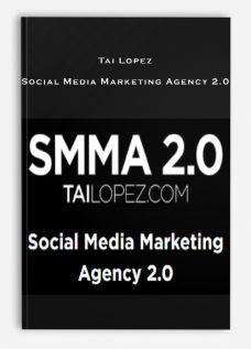 Tai Lopez – Social Media Marketing Agency 2.0