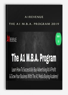 A1Revenue – The A1 M.B.A. Program 2019