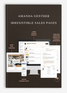 Amanda Genther – Irresistible Sales Pages