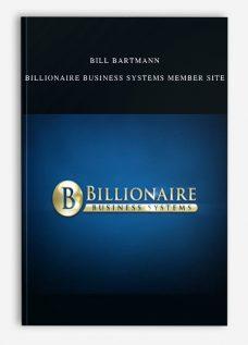 Bill Bartmann – Billionaire Business Systems Member Site