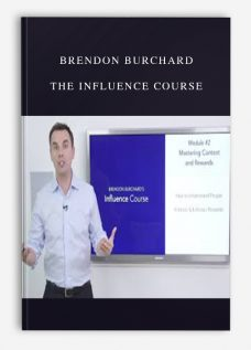 Brendon Burchard – The Influence Course
