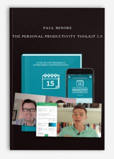Paul Minors – The Personal Productivity Toolkit 2.0
