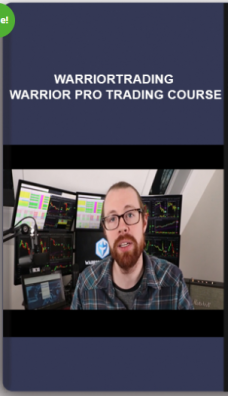 Warriortrading – Warrior Pro Trading Course