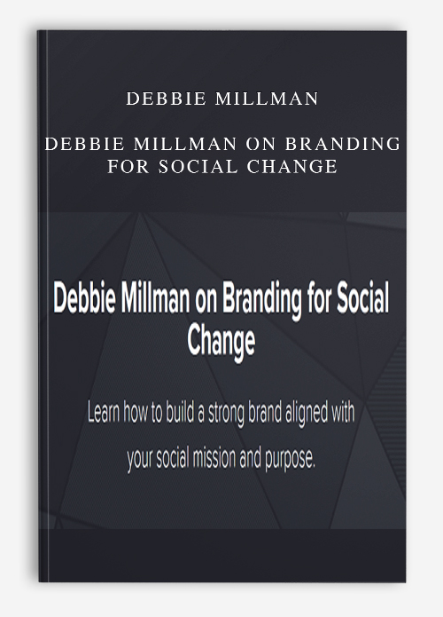Debbie Millman – Debbie Millman on Branding for Social Change