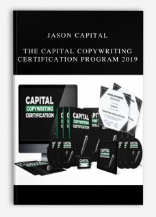 Jason Capital – The Capital Copywriting Certification Program 2019