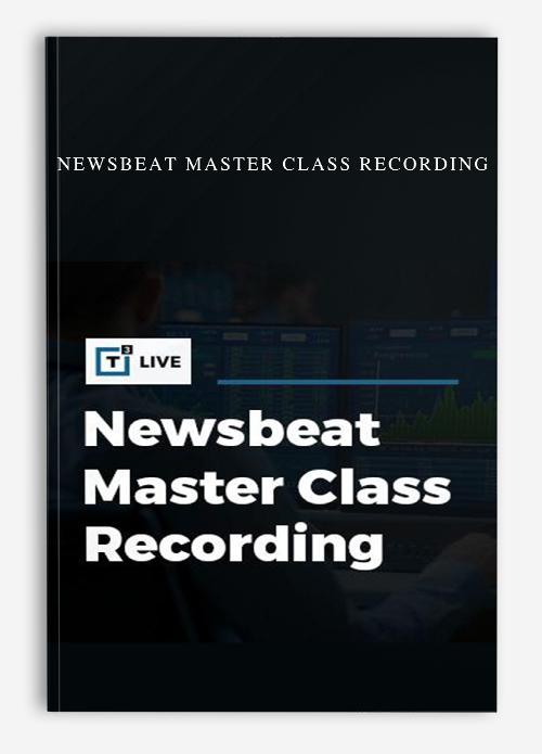 Newsbeat Master Class Recording