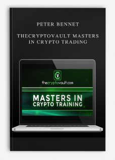 Peter Bennet – TheCryptoVault Masters in Crypto Trading