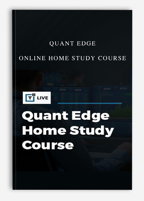Quant Edge Online Home Study Course