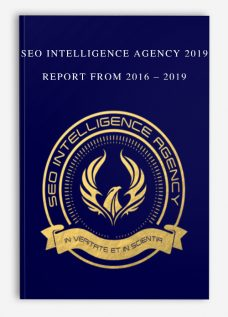 SEO Intelligence Agency 2019