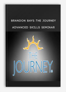 Brandon Bays-The Journey-Advanced Skills Seminar