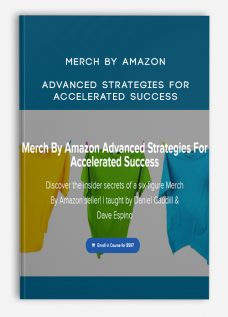 Merch By Amazon – Advanced Strategies For Accelerated Success