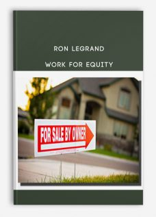 Ron Legrand – Work For Equity