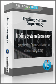 Skilledacademy – Trading Systems Supremacy