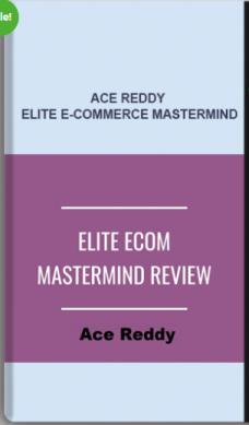 Ace Reddy – Elite E-commerce Mastermind