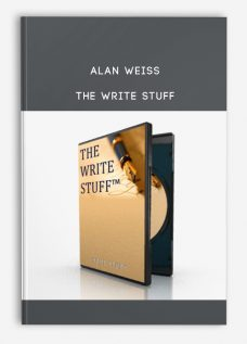 Alan Weiss – The Write Stuff