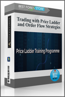 Axiafutures – Trading with Price Ladder and Order Flow Strategies