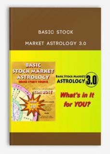 Basic Stock Market Astrology 3.0