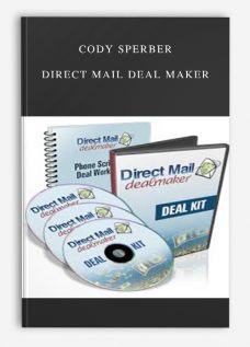 Cody Sperber – Direct Mail Deal Maker