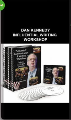 Dan Kennedy – Influential Writing Workshop
