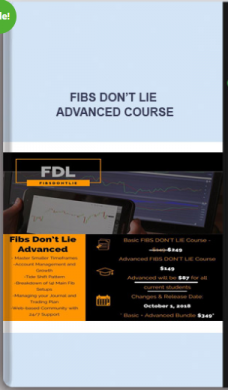 Fibs Don't Lie Advanced Course