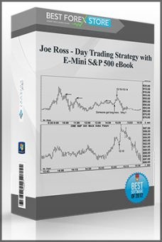 Joe Ross – Day Trading Strategy with E-Mini S&P 500 eBook