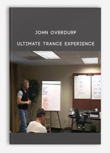 John Overdurf – Ultimate Trance Experience