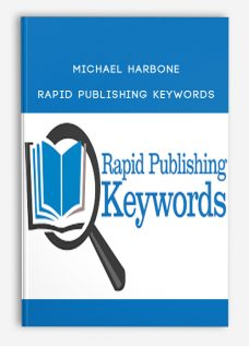 Michael Harbone – Rapid Publishing Keywords