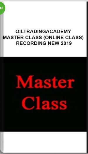Oiltradingacademy – Master Class (Online Class) Recording New 2019