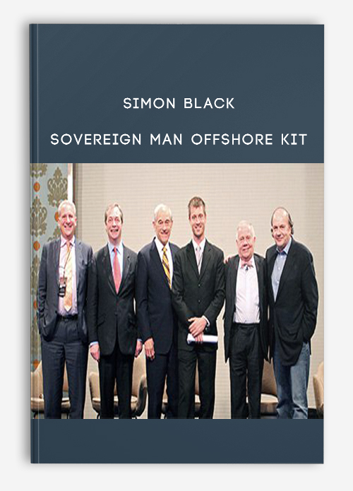 Simon Black – Sovereign Man Offshore Kit