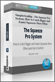 Simplertrading – The Squeeze Pro System: How to Catch Bigger and Faster Squeezes More Often ( Elite For ThinkorSwim TOS )