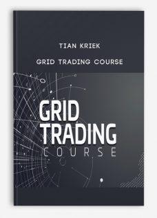 Tian Kriek – Grid Trading Course
