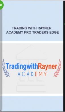 Trading with Rayner – Academy Pro Traders Edge