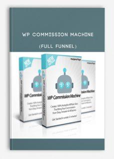 WP Commission Machine (Full Funnel)