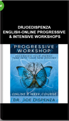 Drjoedispenza – English-Online Progressive & Intensive Workshops