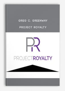 Greg C. Greenway – Project Royalty