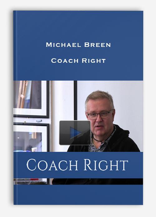 Michael Breen – Coach Right